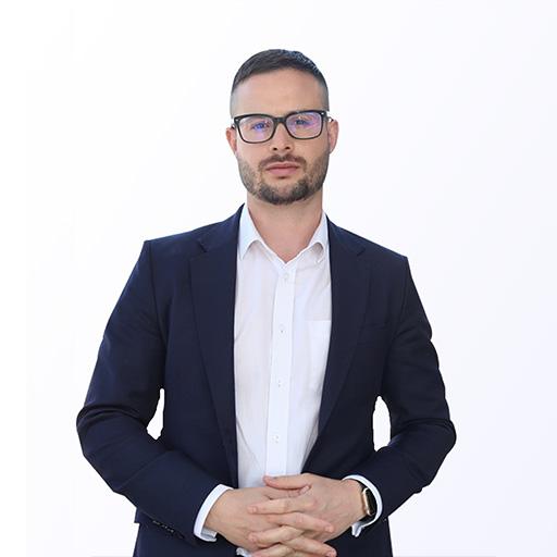 Rafael Dos Santos, New Business Development Manager
